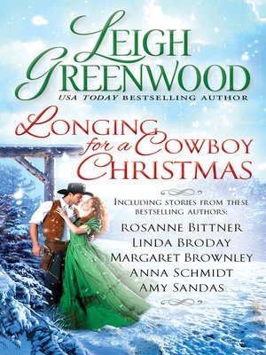 cover image of Longing for a Cowboy Christmas
