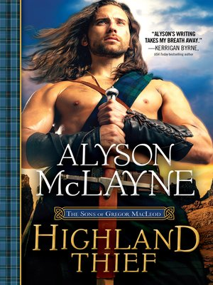 cover image of Highland Thief