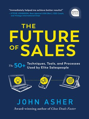 cover image of The Future of Sales