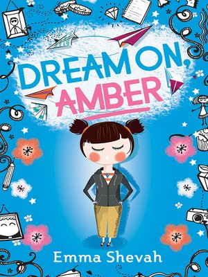 cover image of Dream on, Amber