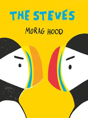cover image of The Steves