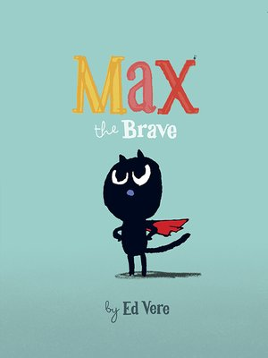 cover image of Max the Brave
