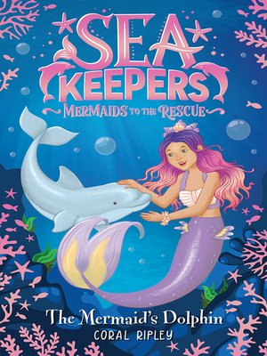 cover image of The Mermaid's Dolphin