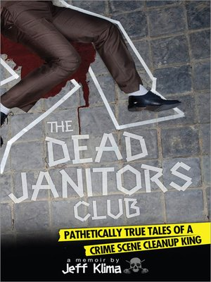 cover image of The Dead Janitors Club