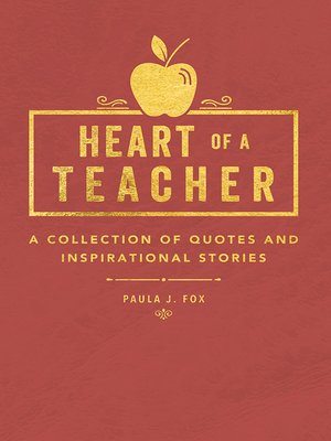 cover image of Heart of a Teacher