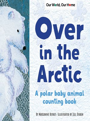 cover image of Over in the Arctic