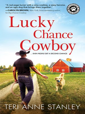 cover image of Lucky Chance Cowboy