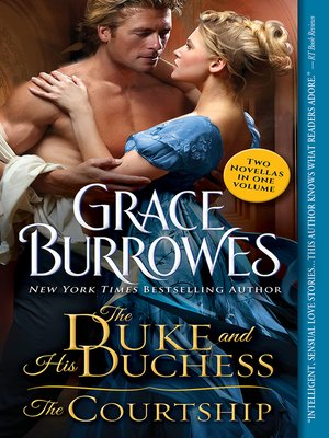 cover image of The Duke and His Duchess / the Courtship
