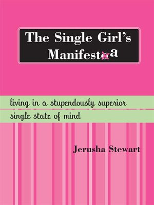cover image of The Single Girl's Manifesta