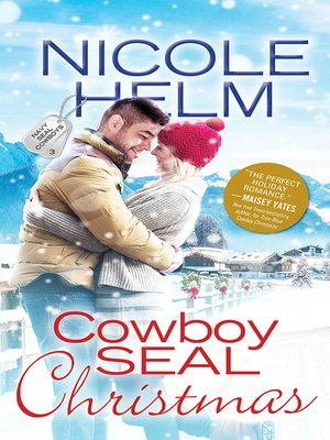 cover image of Cowboy SEAL Christmas