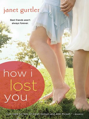 cover image of How I Lost You