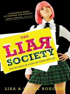 cover image of The Liar Society Series, Book 1