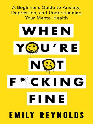 cover image of When You're Not F*cking Fine