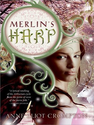 cover image of Merlin's Harp