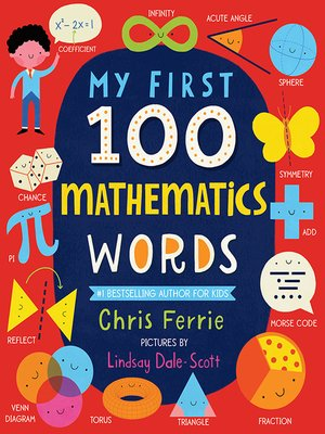 cover image of My First 100 Mathematics Words