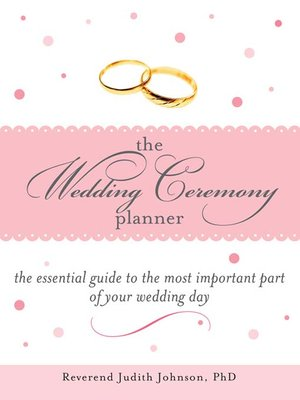 cover image of The Wedding Ceremony Planner