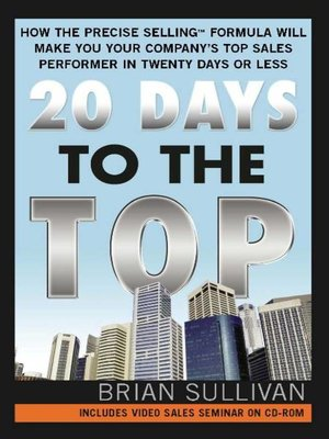 cover image of 20 Days to the Top