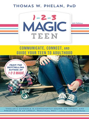 cover image of 1-2-3 Magic Teen