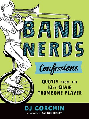 cover image of Band Nerds Confessions