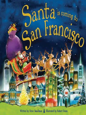 cover image of Santa Is Coming to San Francisco