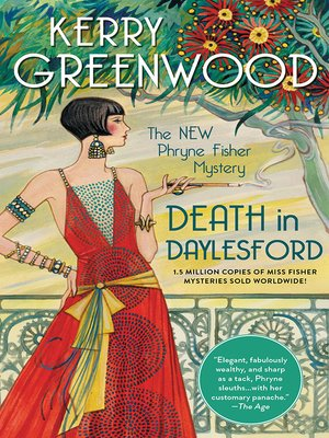 cover image of Death in Daylesford