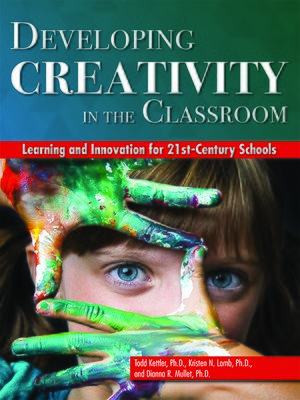 cover image of Developing Creativity in the Classroom
