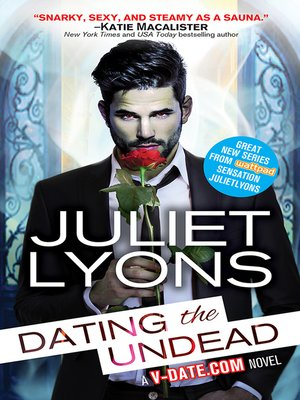 cover image of Dating the Undead