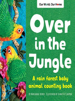 cover image of Over in the Jungle