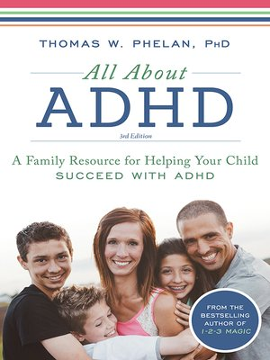 cover image of All About ADHD