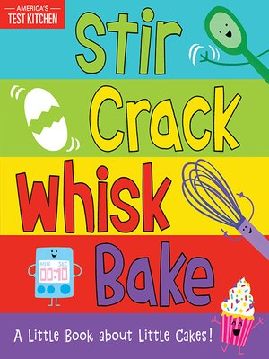 cover image of Stir Crack Whisk Bake