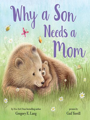 cover image of Why a Son Needs a Mom