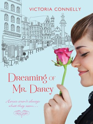 cover image of Dreaming of Mr. Darcy