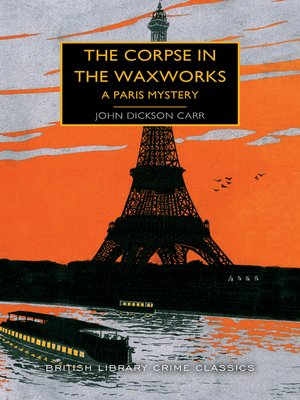 cover image of The Corpse in the Waxworks