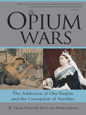 cover image of The Opium Wars