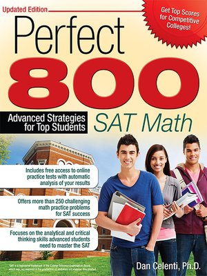 cover image of SAT Math