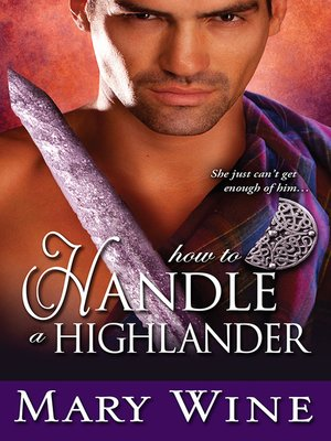 cover image of How to Handle a Highlander