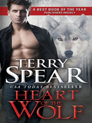 cover image of Heart of the Wolf Series, Book 1