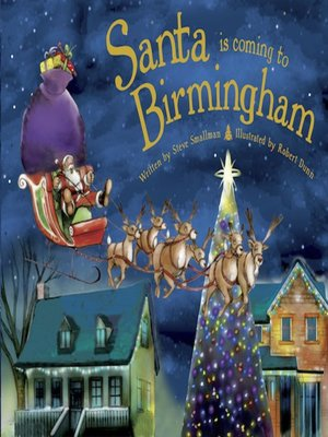 cover image of Santa Is Coming to Birmingham