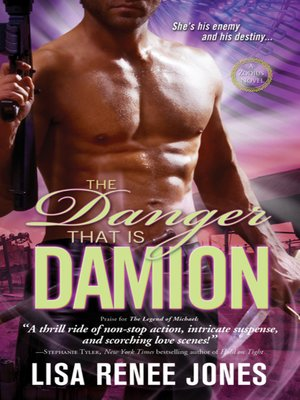cover image of The Danger That Is Damion