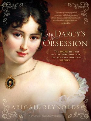 cover image of Mr. Darcy's Obsession