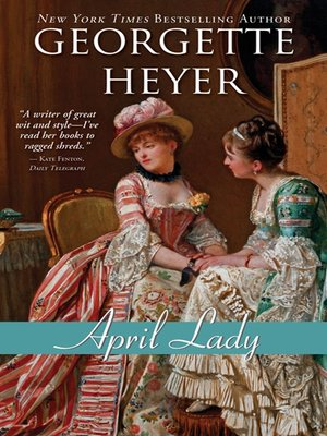 cover image of April Lady