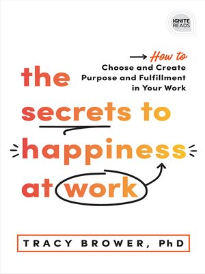 cover image of The Secrets to Happiness at Work