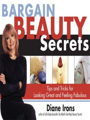 cover image of Bargain Beauty Secrets