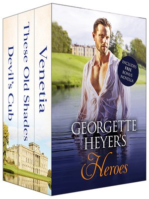 cover image of Georgette Heyer's Heroes