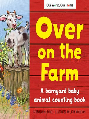 cover image of Over on the Farm