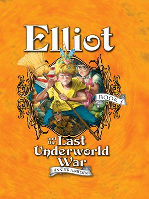 cover image of Elliot and the Last Underworld War