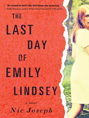 cover image of The Last Day of Emily Lindsey