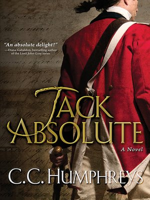 cover image of Jack Absolute Series, Book 2