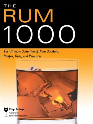 cover image of The Rum 1000