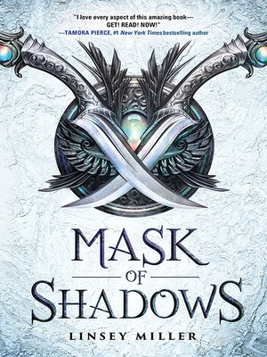 cover image of Mask of Shadows Series, Book 1